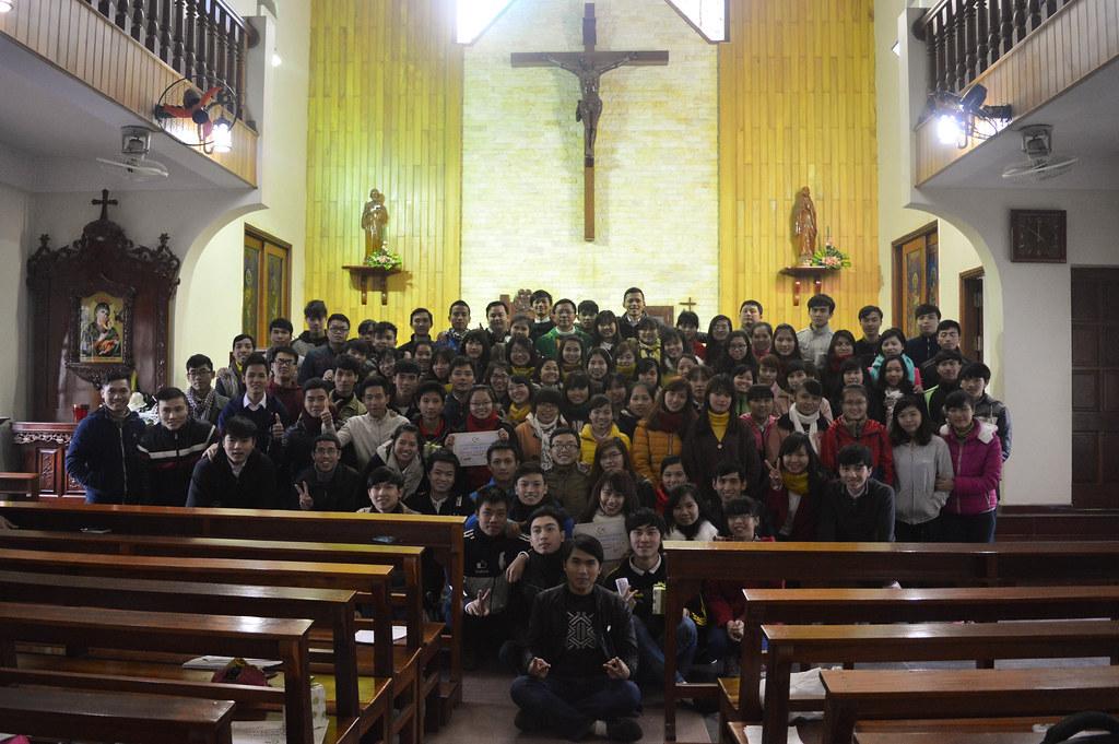 Chương trình Tất Niên nhóm SVCG Phát Diệm tại Hà Nội