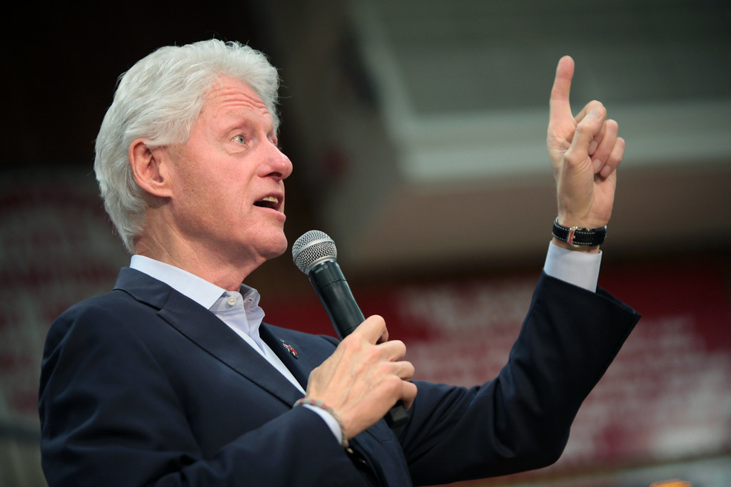 Democrats Line Up to Pile on Bill Clinton