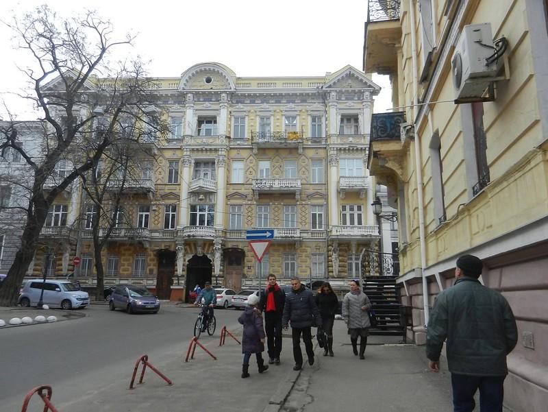 Улицами Одессы