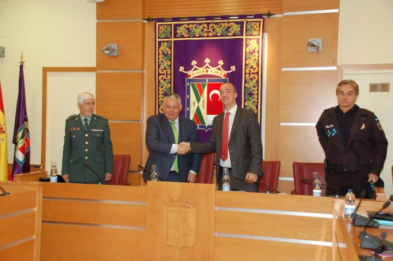 El ministerio del interior y el ayuntamiento de colmenar v for Mail ministerio del interior
