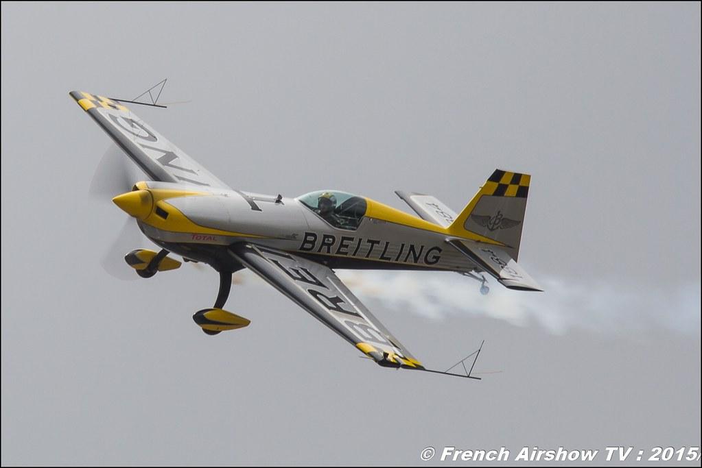 Extra 330SC Aude Lemordant F-HXAL Salon du Bourget Sigma France Paris Airshow 2015