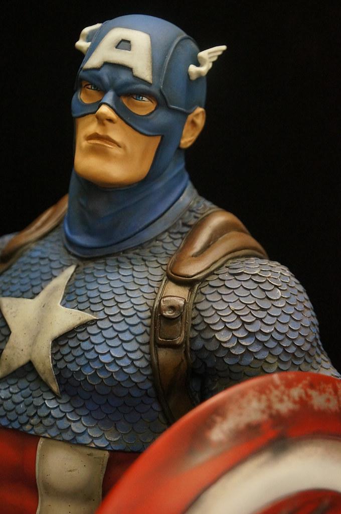 Custom Captain America Premium Format  25508475976_586e2c1098_b