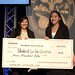 The winners of the 2015 Shark Tank Challenge, which is part of the Native American Economic Summit.