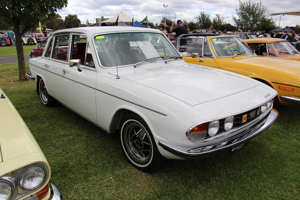 1973 Triumph 2500tc Mk Ii Saloon The Triumph 2000 And