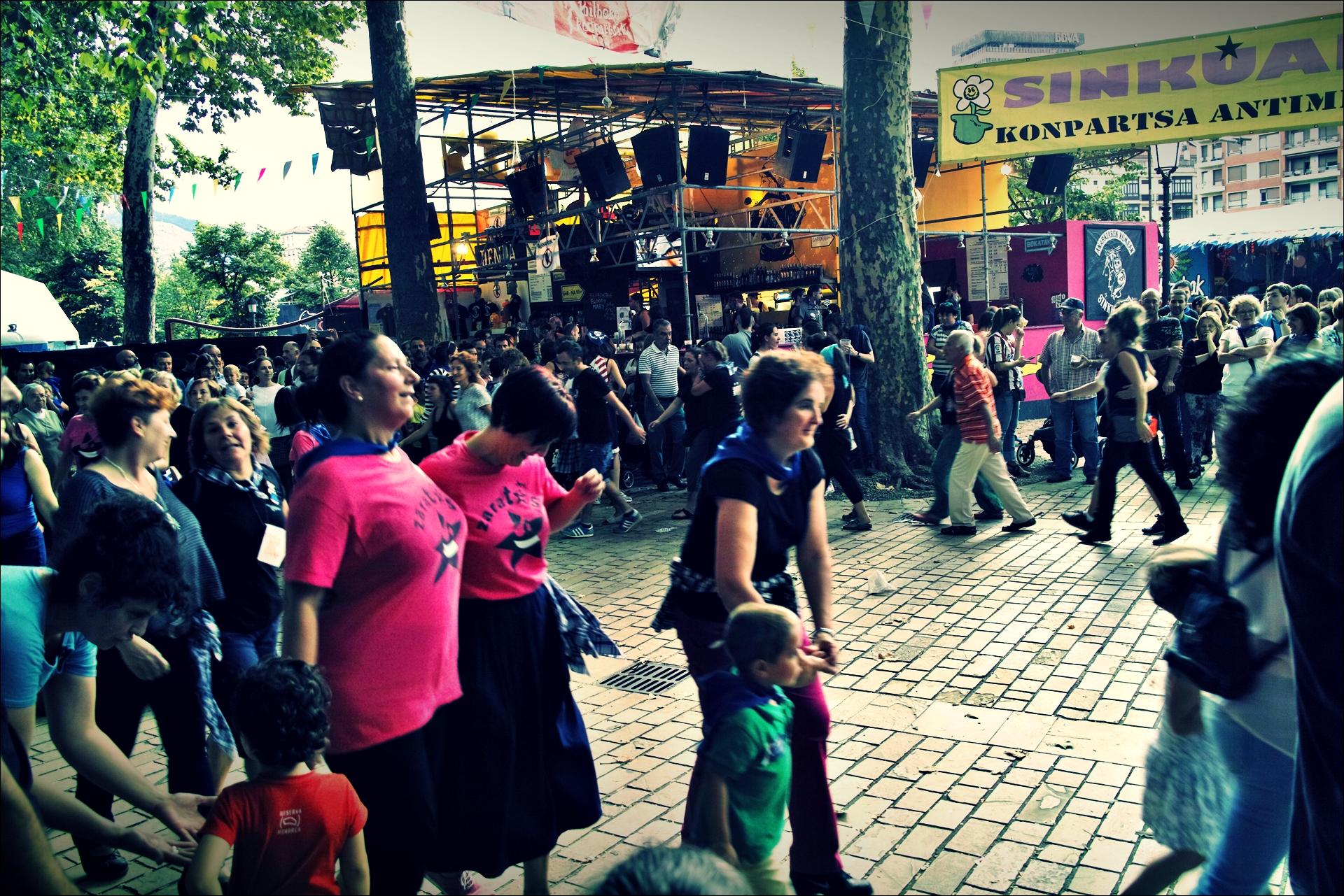 춤-'빌바오 bilbao Euskadi'
