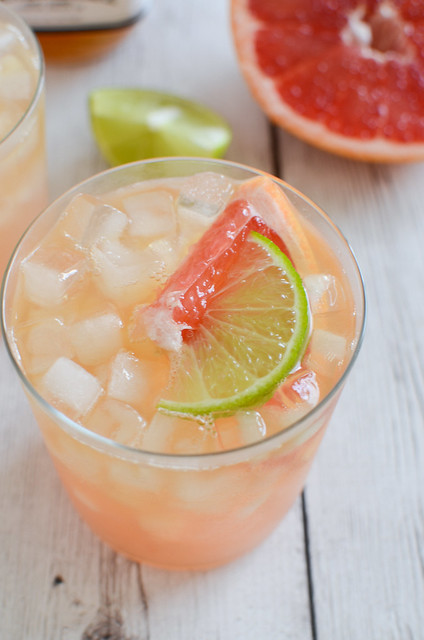 Grapefruit Ginger Sour