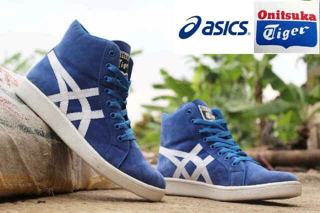 Sepatu Asics High Lokal (3) | oleh notaspecial