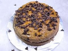Hungarian flourless cake