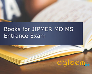 Best Books for JIPMER PG (MD / MS) Entrance Exam
