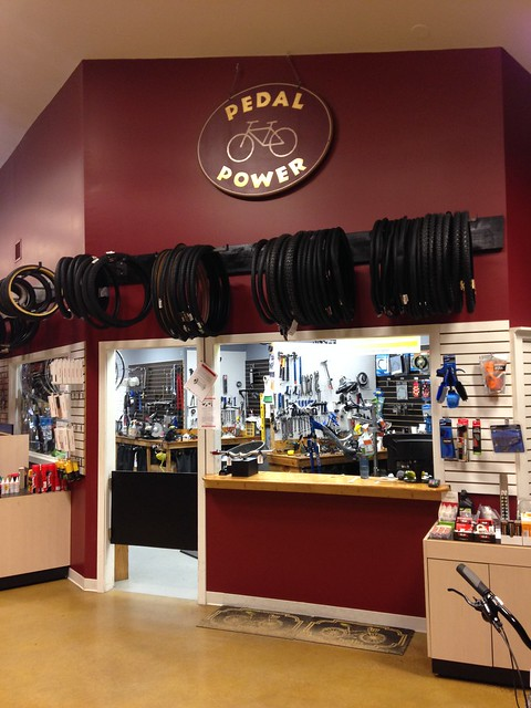 Pedal Power Vernon CT Service Department