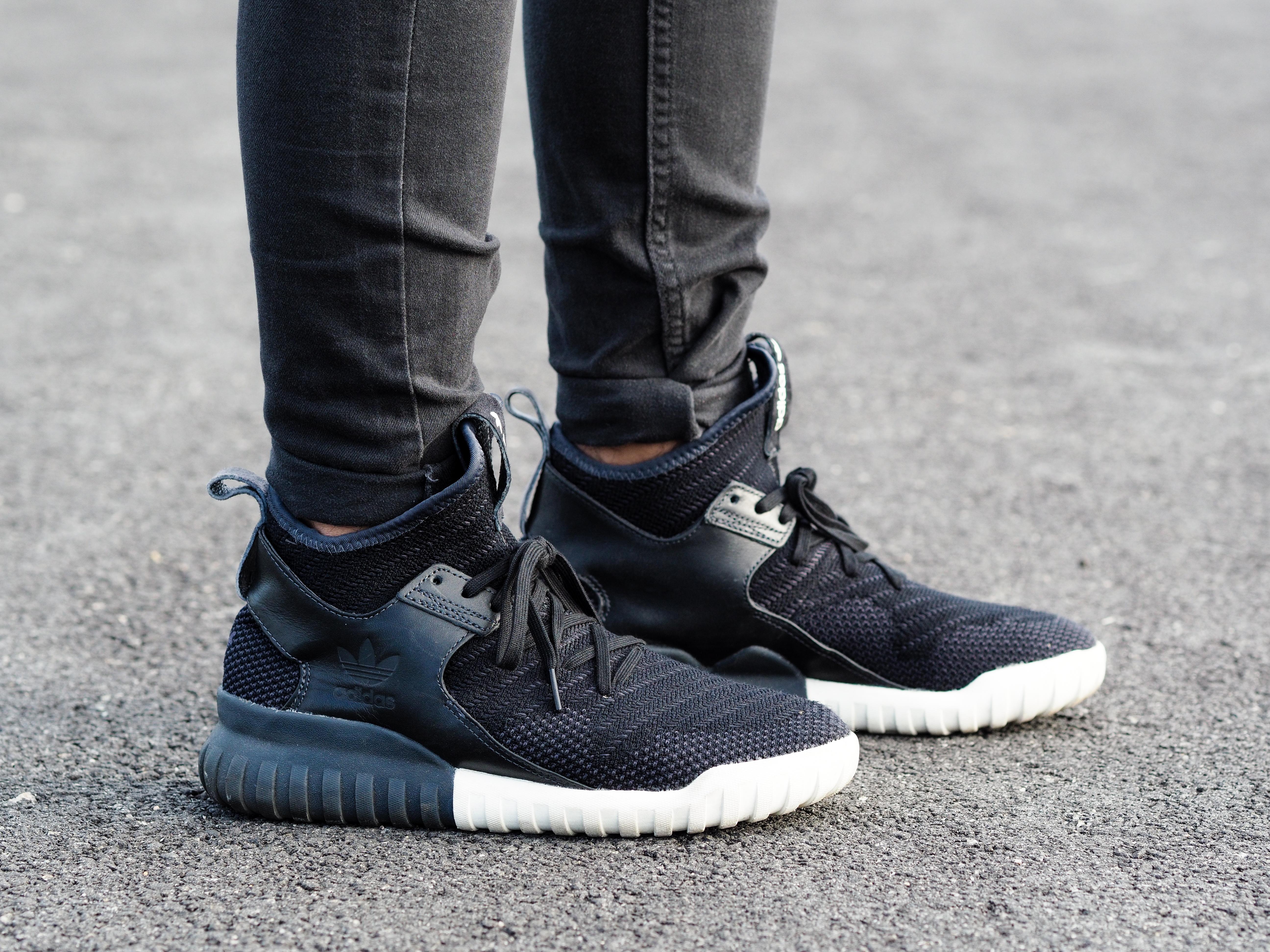 Entry 199 : Editorial - Adidas Tubular X Knit