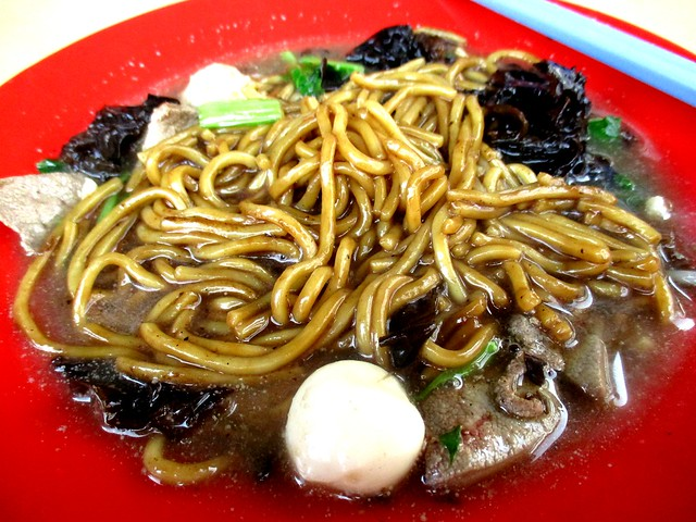 Grace Cafe Foochow fried noodles 2b