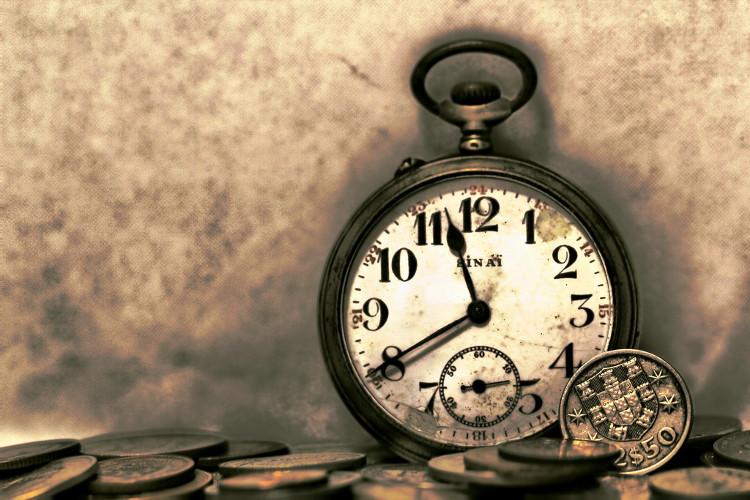Fotografia em palavras: Relógio