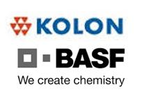 Kolon and BASF