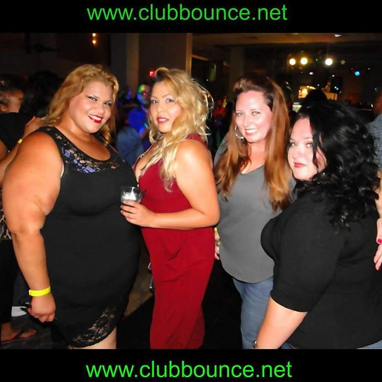 3416 Club Bounce Bbw Party Pics From Our Pre St Patrick -2981