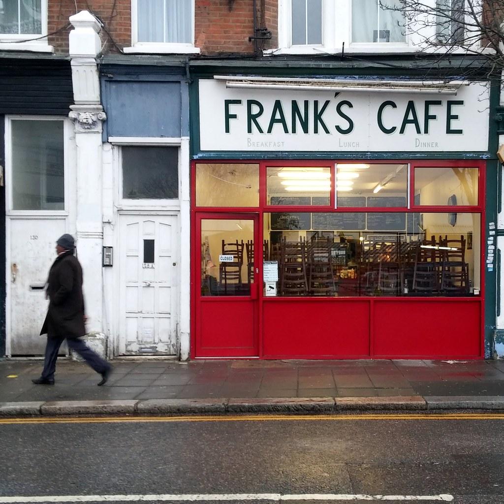 S Cafe Grange Over Sands