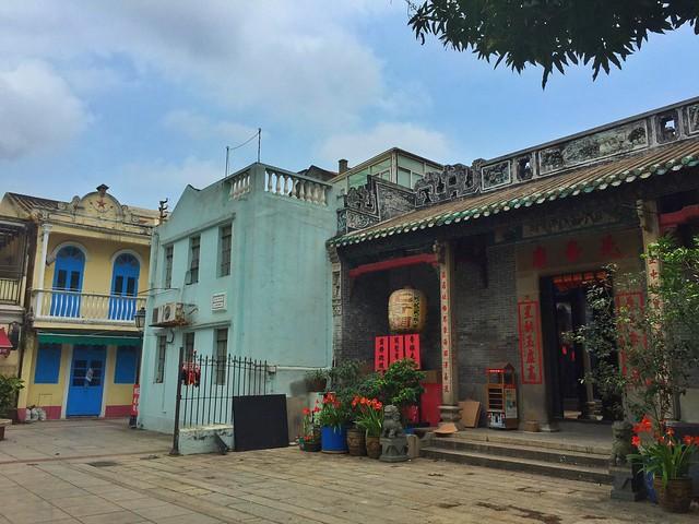 Vila da Taipa (Macao)