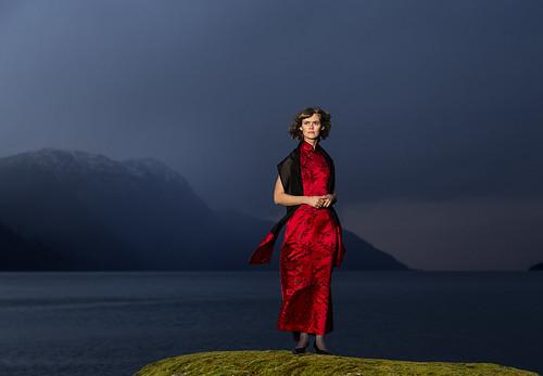 Gro Marie Svidal. Foto: Andreas E. Nygjerd