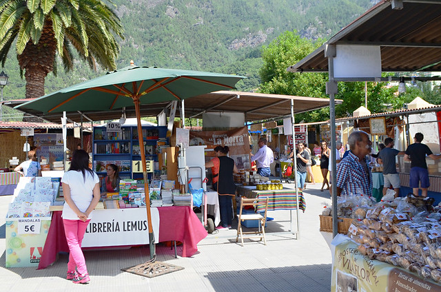 Pinolere artesan fair, La Orotava, Tenerife