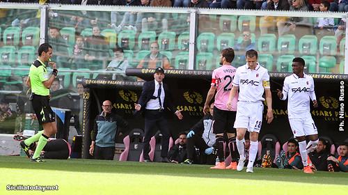 Palermo, brodino contro il Bologna: solo 0-0$