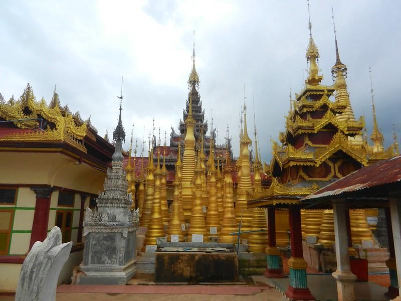 Мьянма, Инле