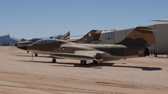 Lockheed F-104D Starfighter