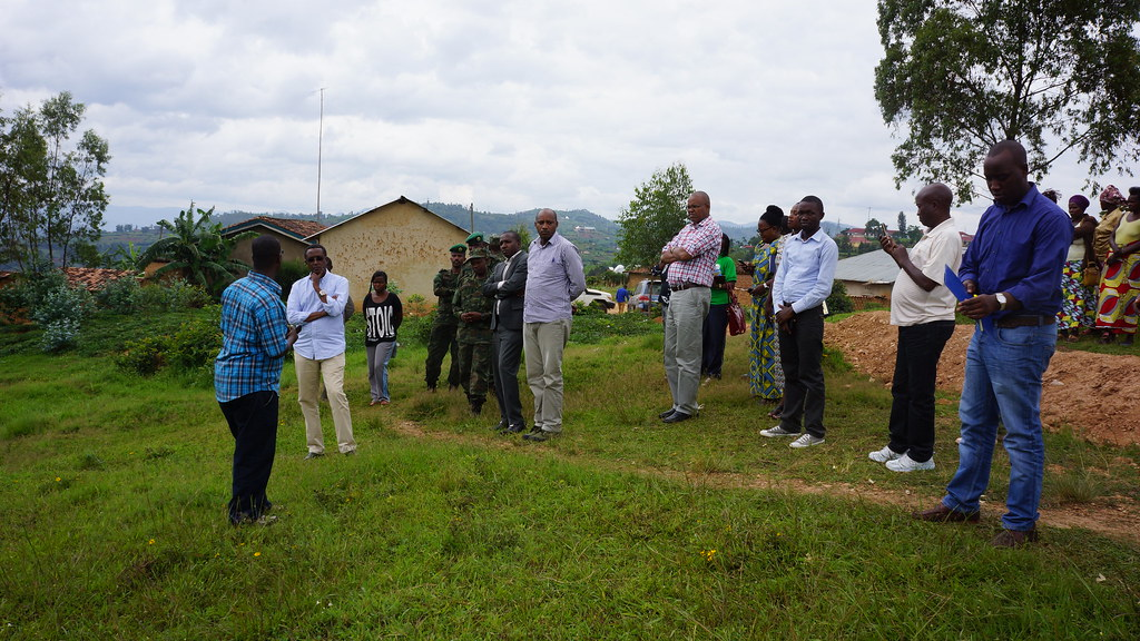 Karongi District Integrated Green Village Project