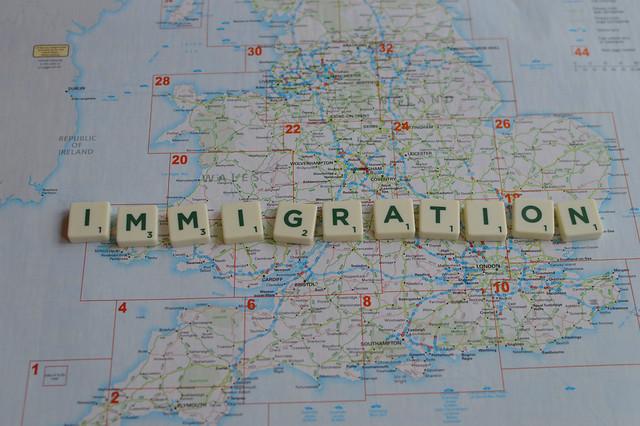 Inmigrante en Finlandia