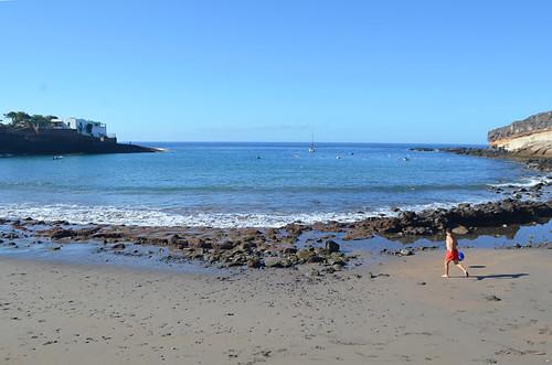 Beach, El Puertito, Tenerife
