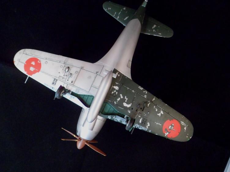Jack l'éventreur [Mitsubishi J2M3 mle 21 Raiden Jack Tamiya 1/48] 25635624124_1cb2691cee_b