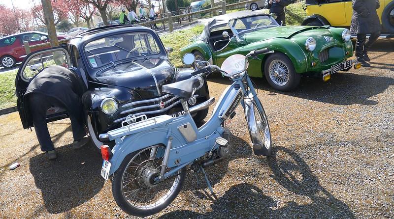 "Souvenirs souvenirs la Motobécane AV 88 la ""Bleue"" 25745318103_f4467c0d2a_c"