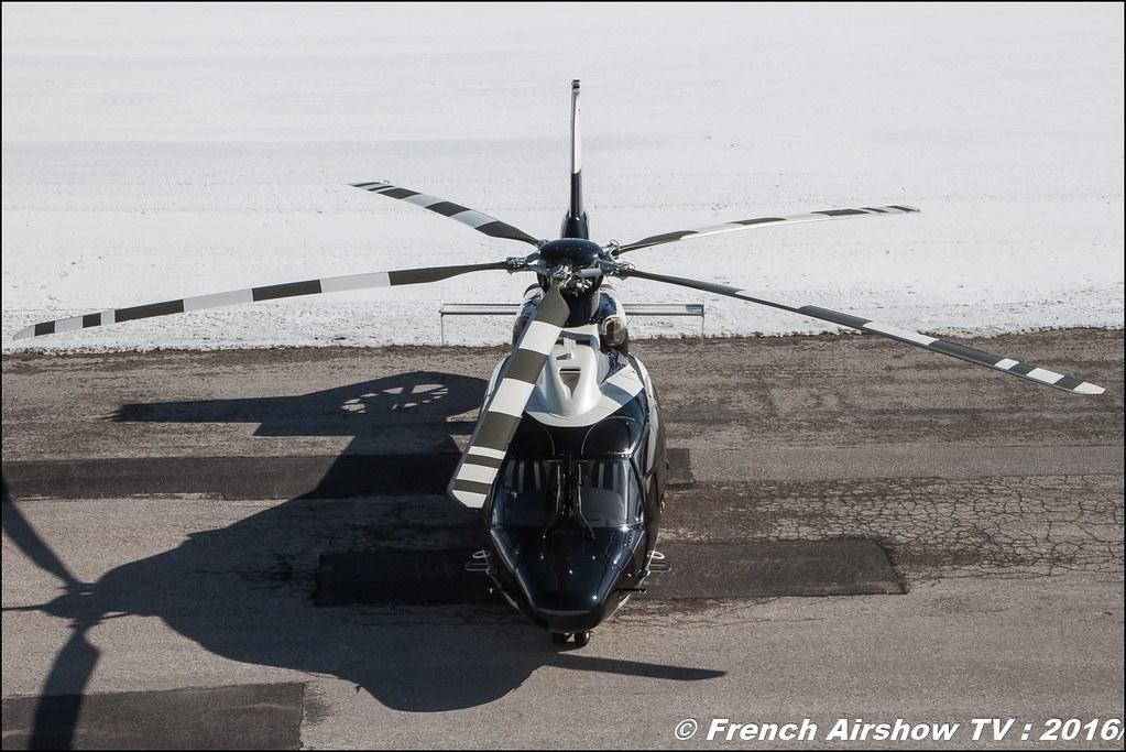 hélicoptère, Salon Hélicoptère à Courchevel 2016, Meeting Aerien 2016