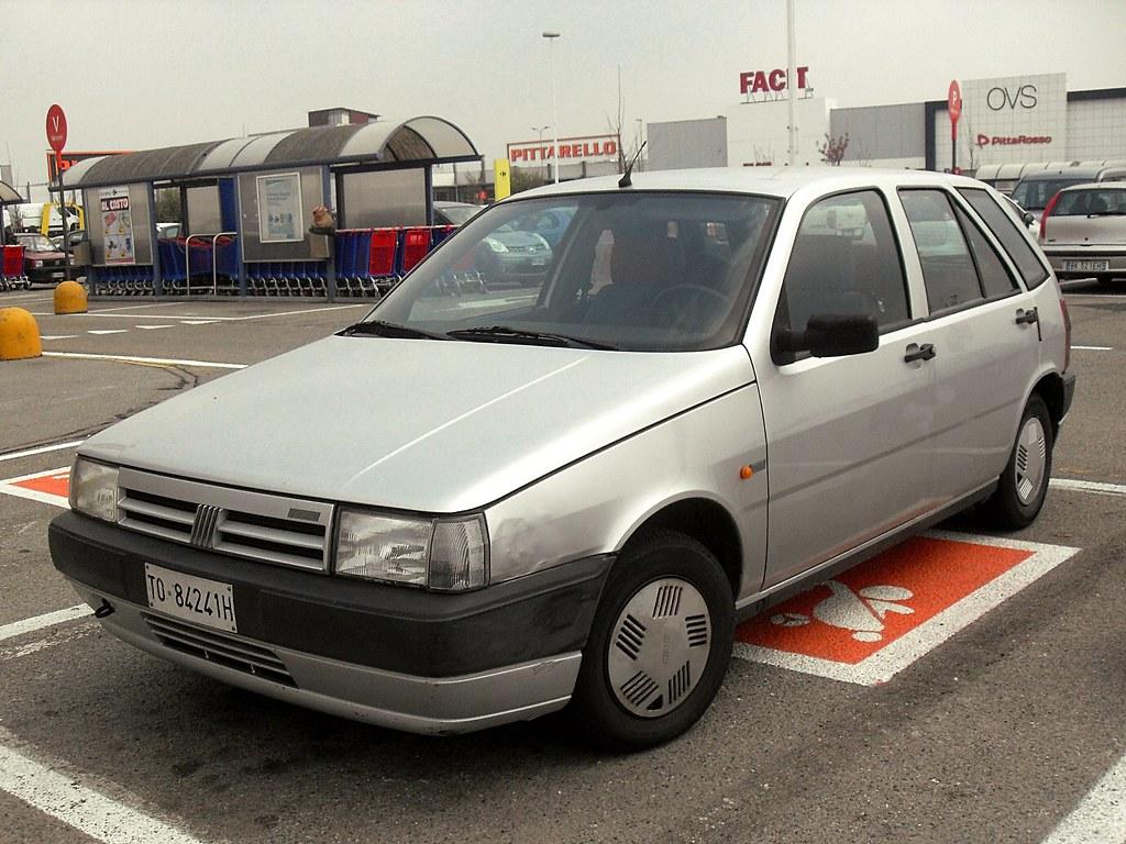 Fiat Tipo 1 4 Dgt 1988 Data Immatricolazione 25 05 1988