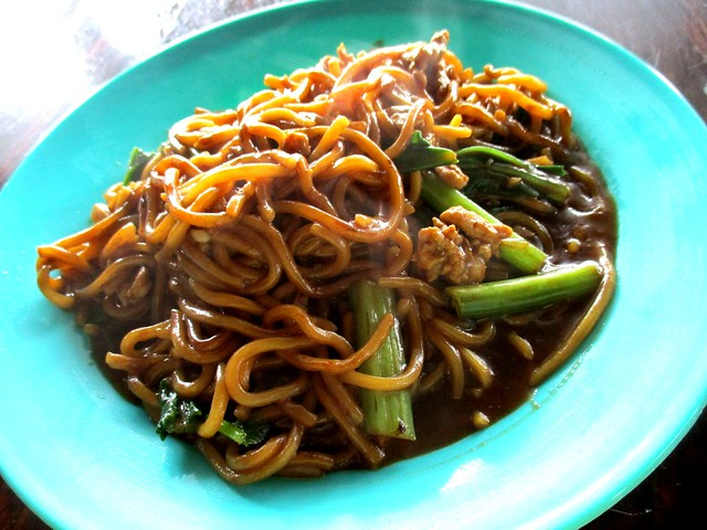 KONG Ma Ma Foochow fried noodles