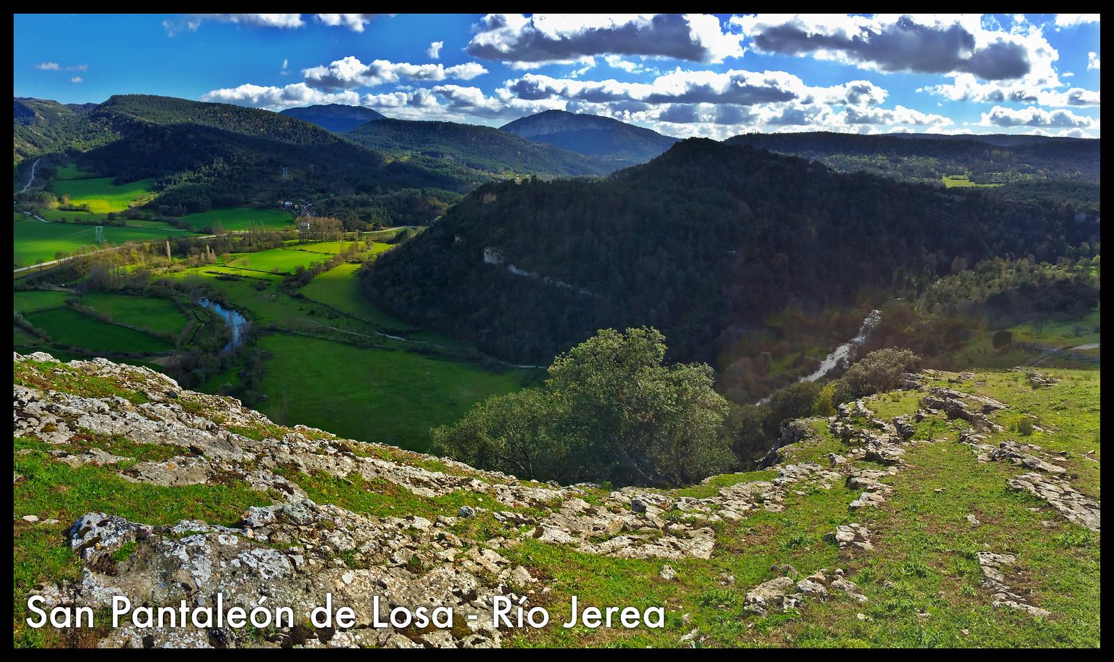 Río Jerea - San Pantaleón de Losa