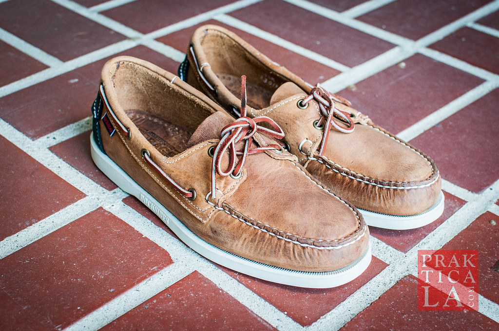 Boat Shoe Showdown: Sperry Top-siders vs. Sebago Docksides ...
