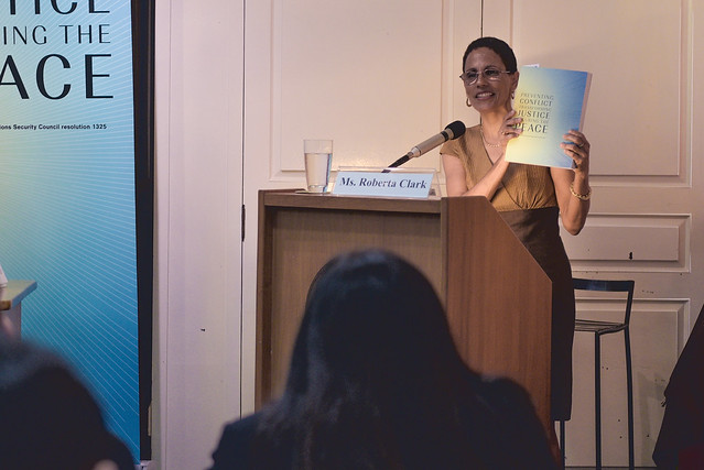 Asia-Pacific launch of the new Global Study on Women, Peace and Security