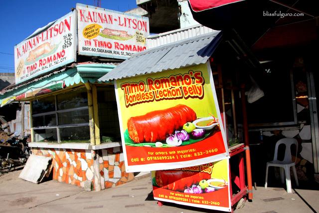 Timo Romano's Lechon Tacloban