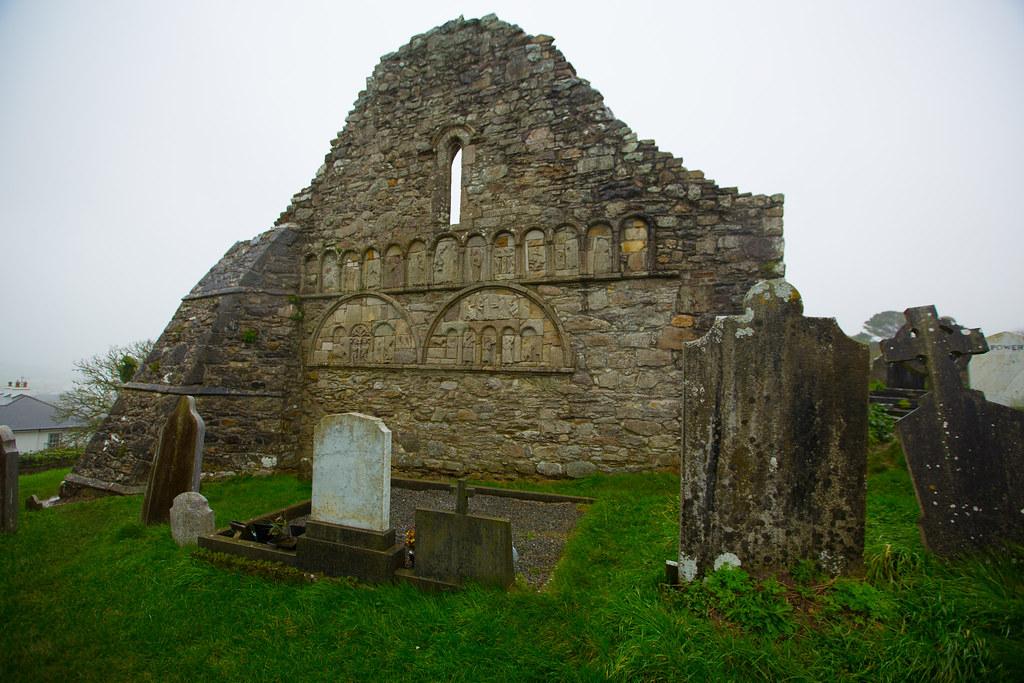 Llt 3868 St Declan S Church Ardmore Tidwell Family