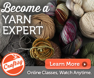 Broomstick Lace Class