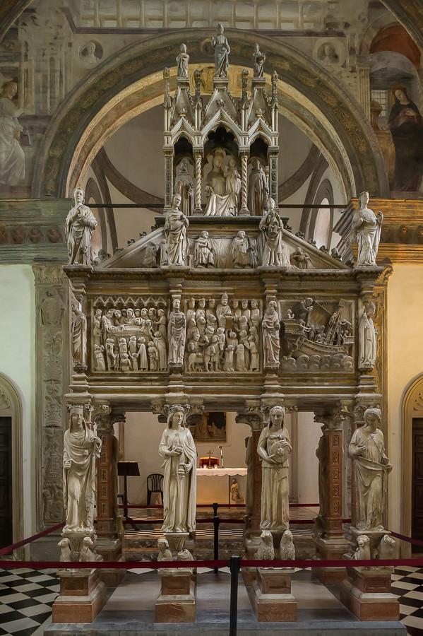 Cappella portinari basilica di s eustorgio milano flickr for Piazza sant eustorgio