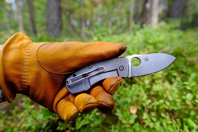Review: Spyderco Techno – Big Little Knife 25383501786_b164ace6eb_c