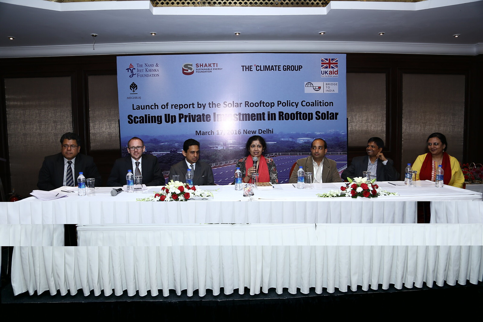Scaling Up Private Investment in Rooftop Solar