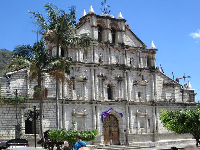 Panajachel church