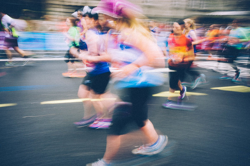 London Marathon 2016, photographed by Will Strange
