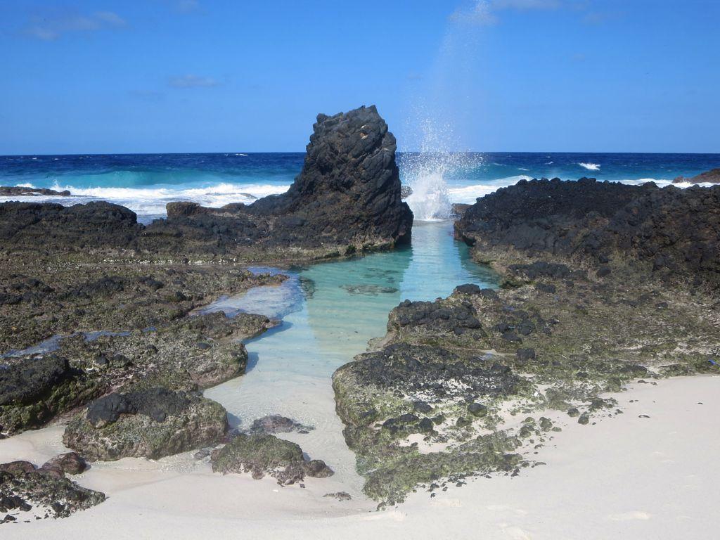 Christmas Island Australia Surf