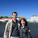 Us at Schloss Nymphenburg