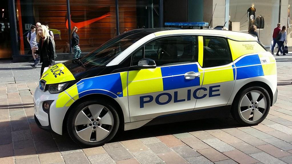 What Is Bmw >> Police Scotland BMW i3 | Steven Straiton | Flickr