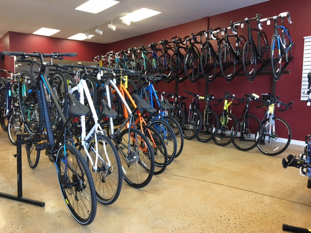 Pedal Power Essex CT Road Bikes and Hybrid Bikes