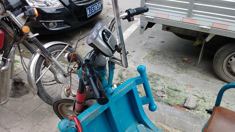 bike umbrella mount